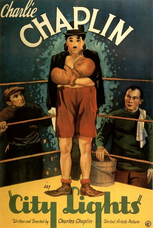 Şehir Işıkları - City Lights (1931) - türkçe dublaj film indir