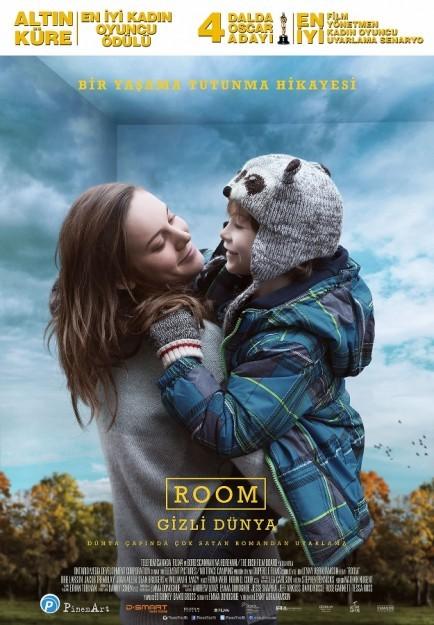 Gizli Dünya - Room (2015) - hd türkçe dublaj film indir