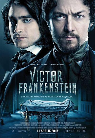 Victor Frankenstein | 2015 | BRRip XviD | Türkçe Dublaj - Tek Link