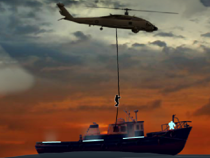 Gemiyi Kurtar Oyunu