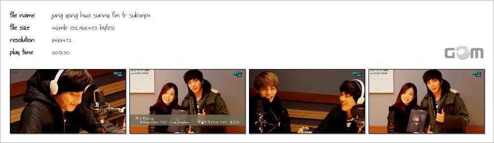[R�PORTAJ] CN Blue - Sunny FM Date ///27.02.2015 (T�rk�e Altyaz�l�)