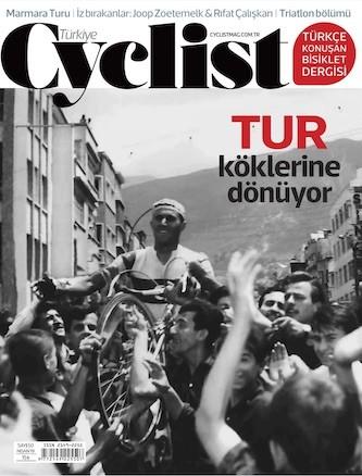 Cyclist Türkiye Nisan 2019