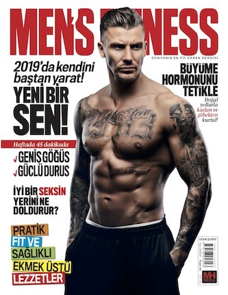 Men's Fitness Ocak 2019
