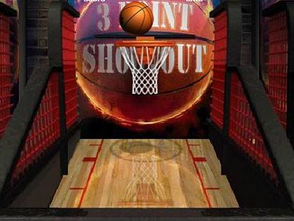 Basketbol Makinası Oyunu