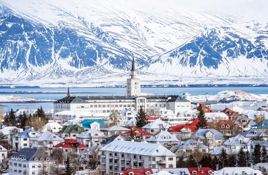 izlanda-reykjavik