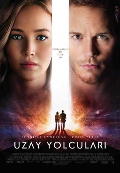Uzay Yolcuları – Passengers 2016 BRRip XViD Türkçe Dublaj – Film indir