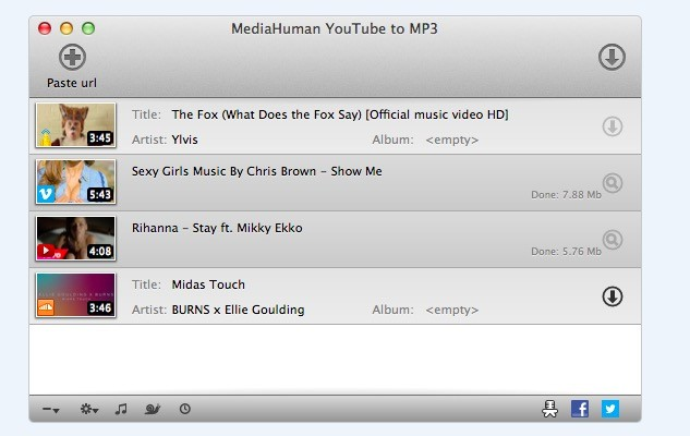 MediaHuman YouTube to MP3 Converter 3.9.8.10 (0603)