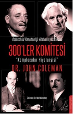 John Coleman 300'ler Komitesi Pdf E-kitap indir