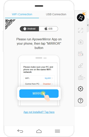 Apowersoft: ApowerMirror 1.4.6.14 | Full