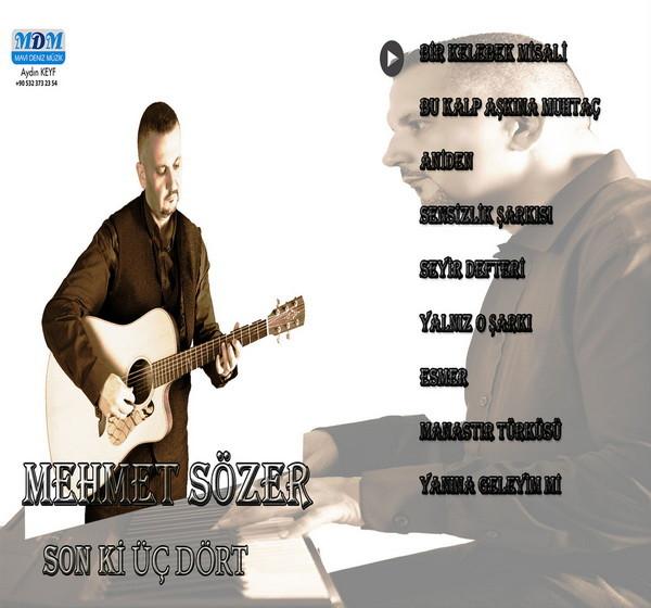 Mehmet Sözer Son Ki Üç Dört 2019 Albüm Flac Full Albüm İndir