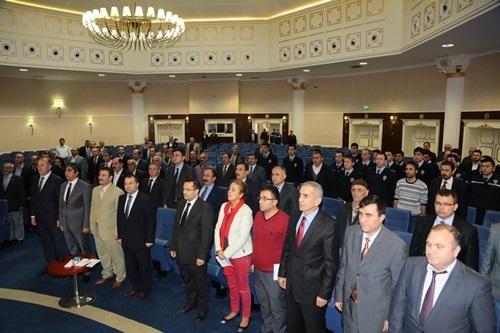 Ümraniye'de Huzur Toplantısı Yapıldı