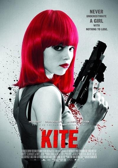 Kite (2014)  720p Bluray x264 Türkçe  Altyazılı - Tek Link