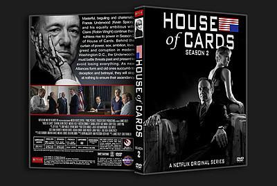 House of Cards 2.Sezon WEB-DL XviD Tüm Bölümler Türkçe Dublaj – Tek Link