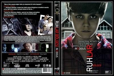 Ruhlar Bölgesi – Insidious 2010 DVD-9 DuaL TR-EN – Tek Link