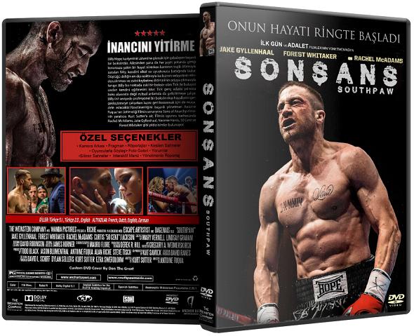 Son Şans – Southpaw DVD-5 DuaL TR-EN – Tek Link