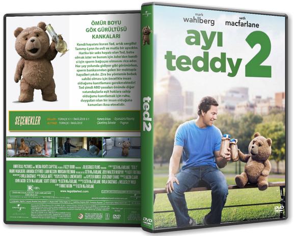 Ayı Teddy 2 – Ted 2 2015 DVD-9 DuaL TR-EN – Tek Link