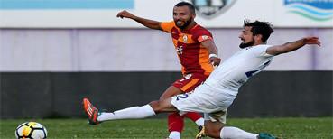 Galatasaray, Eyüpspor'u mağlup etti
