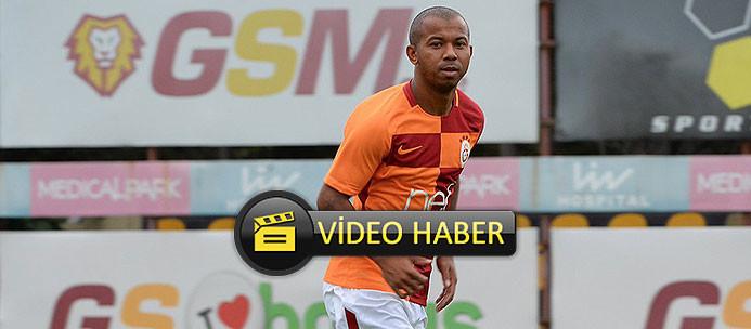 Galatasaray'a hoş geldin Mariano!