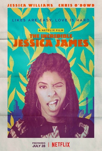 The Incredible Jessica James (2017)  BRRip XviD Türkçe Dublaj - Tek Link