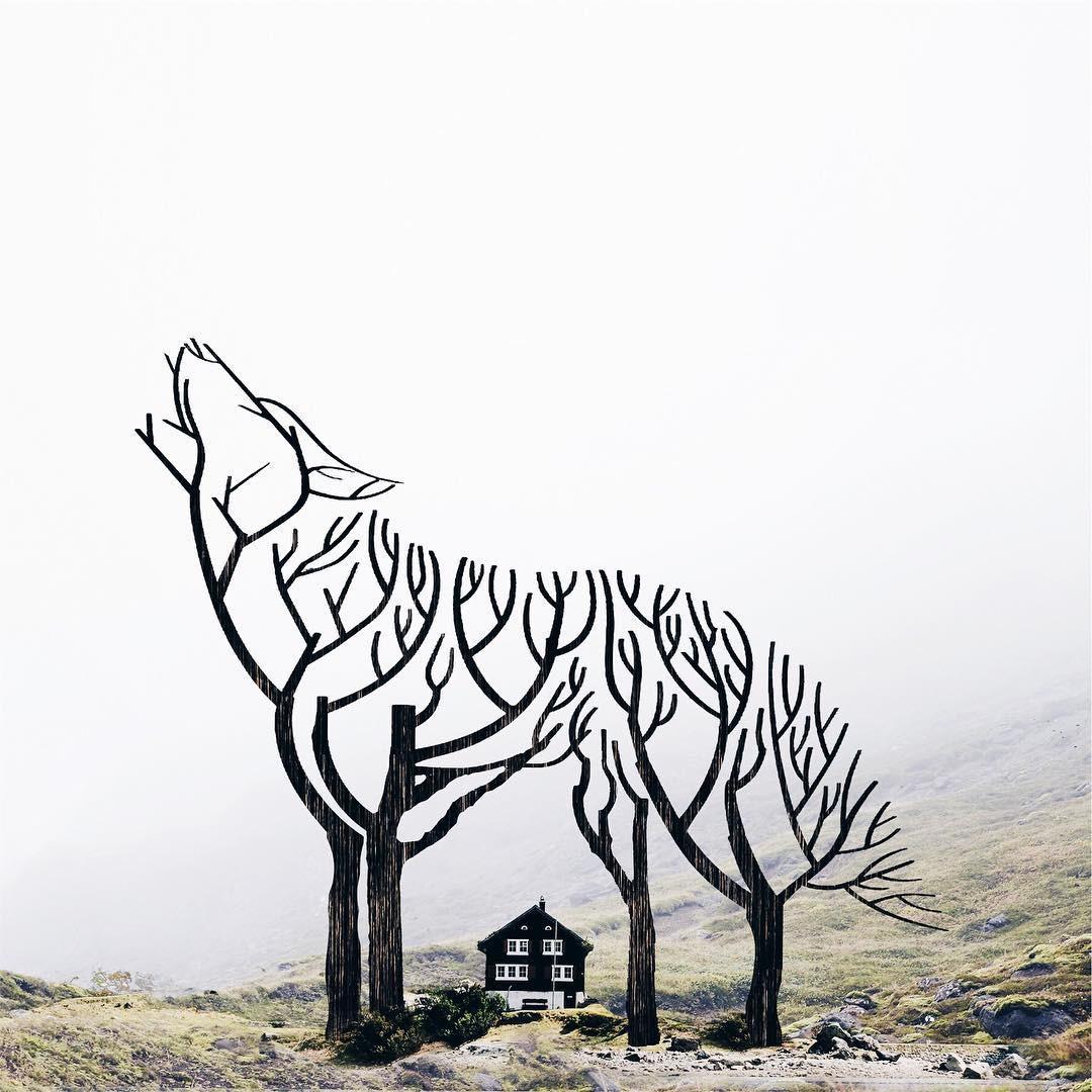 Luisa Avezedo'nun Umulmadık Nesneleri Birleştirerek Yaptığı Olağan Dışı Sanat 7. resim
