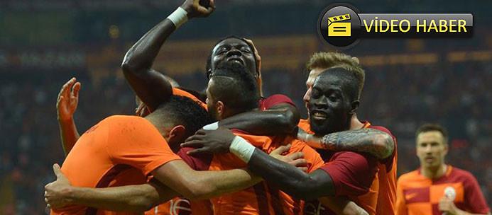 ''Galatasaray için iyi bir başlangıç''
