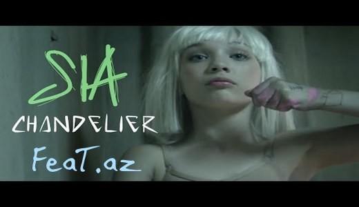 Sia - Chandelier(Mp3+Video+TaM Loqosuz)