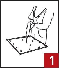 Tavan Kaplama Adım 1