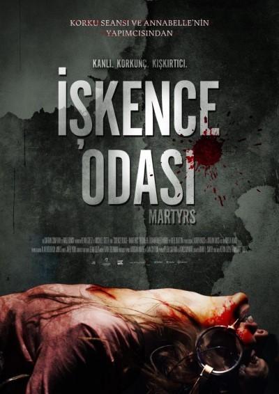 İşkence Odası - Martyrs (2015) türkçe dublaj korku filmi indir