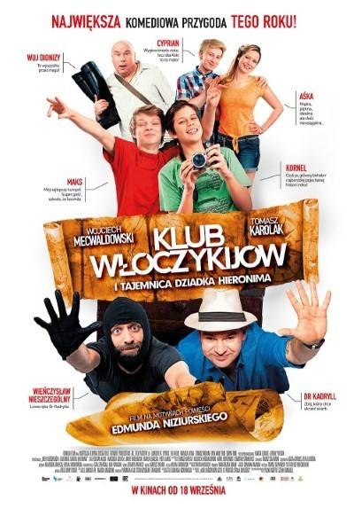 Maceracılar Kulübü - Adventurer's Club (2015) türkçe dublaj film indir