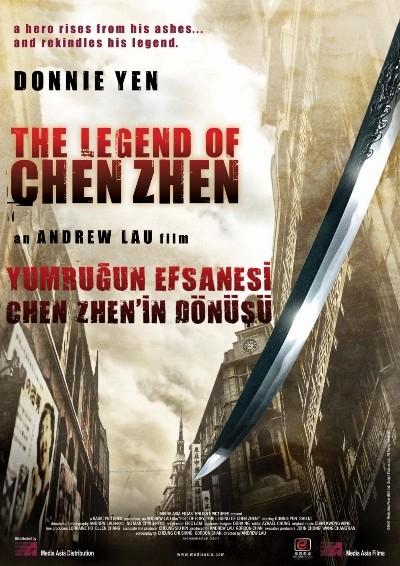 Yumruğun Efsanesi: Chen Zhen'in Dönüşü (2010) türkçe dublaj indir