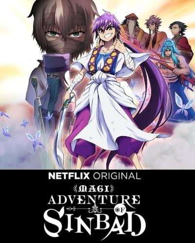 MAGI - Sinbad'ın Maceraları - Adventure of Sinbad (2014) Yabancı Animasyon dizi Sezon 1 Tüm Bölümler türkçe dublaj indir