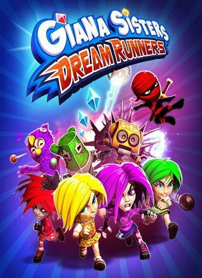 Giana Sisters Dream Runners – CODEX – Full Game – Tek Link