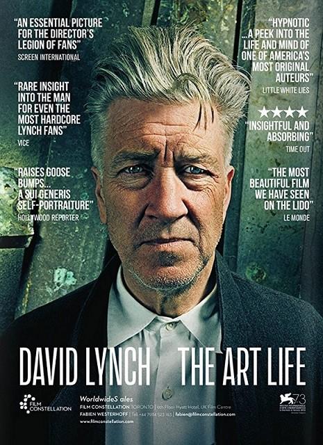 David Lynch Yaşam Sanatı – David Lynch The Art Life | 2016 | 1080p (TR-EN)