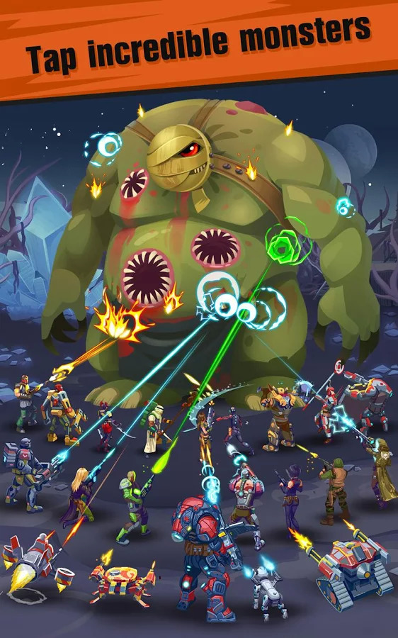 Evolution: Heroes of Utopia Apk