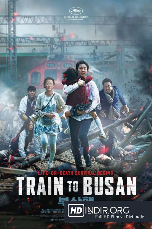 Zombi Ekspresi - Train to Busan (2016) Türkçe Dublaj HD İndir