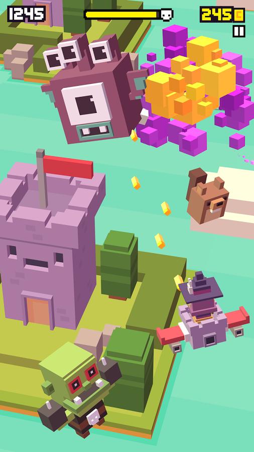 Shooty Skies - Arcade Flyer Apk Mod