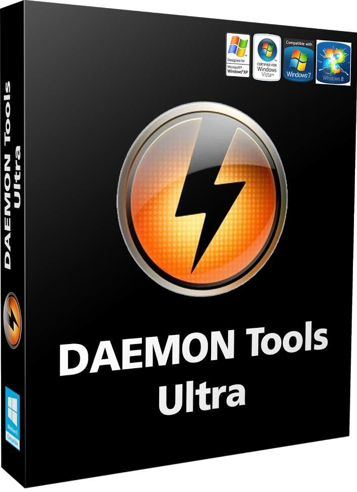 DAEMON Tools Ultra 5.2.0.0640 Türkçe Full İndir