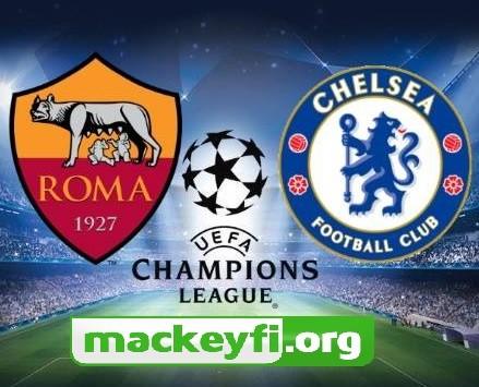Roma – Chelsea Şampiyonlar Ligi Full Maç HDTV 1080p – indir