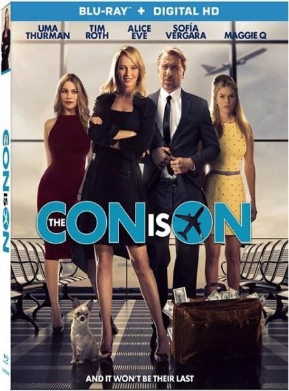 İngilizler Geliyor - The Con is On - 2018 - TR Dublaj 1080p DUAL (TR-EN)