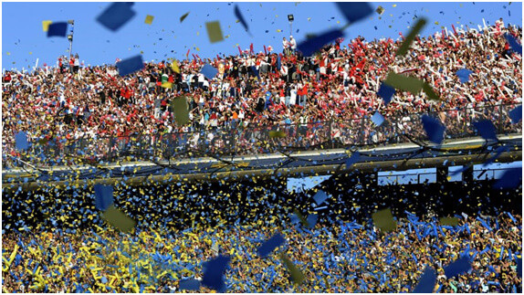 Boca Juniors - RiverPlate (Superclasico)