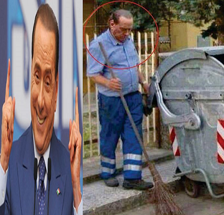 Berlusconi Vergi ka��rma su�undan h�k�m giydi
