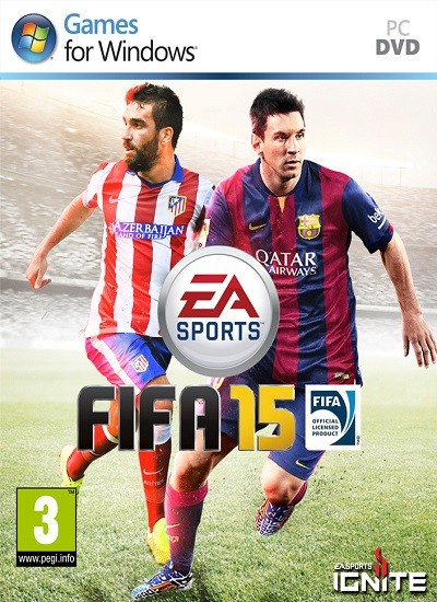 FIFA 15 Ultimate Team Edition – CPY – Full Game – Tek Link