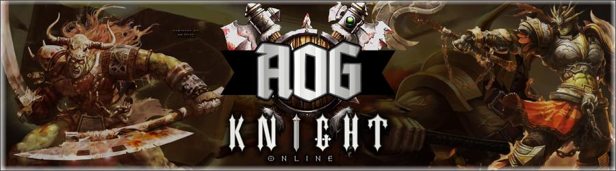 AOG Knight Online Bu Aksam 22:00 Official v1453 Homeko AOG G�vencesi ile KALICI - ED�TS�Z - H�LES�Z