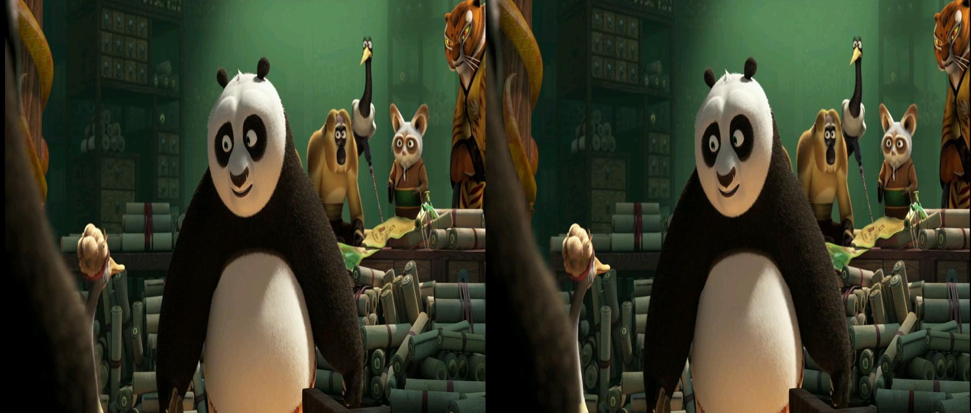 Kung Fu Panda 3 3D   2016   3D H-SBS 1080p BluRay   DuaL TR-EN - Teklink indir