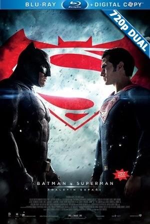 Batman v Superman: Adaletin Şafağı - Batman v Superman Dawn of Justice | 2016 | THEATRICAL | BluRay 720p x264 | DUAL TR-EN - Teklink indir