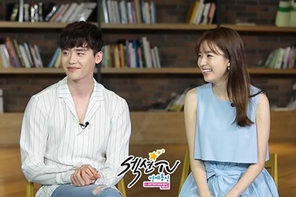 Lee Jong-Suk ve Han Hyo-Joo Birbirleriyle Çok Uyumlu Bir Çift Olduklarını Söylediler