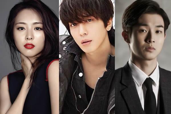 Lee Yeon-Hee, Jung Yong-Hwa ve Choi Woo-Sik Yeni Bir Dizide Beraber Rol Alacak
