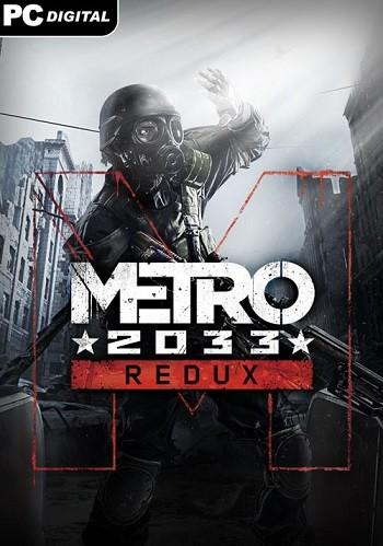 Metro 2033 Redux   CODEX   Full Oyun