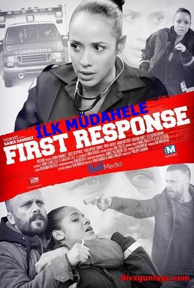 İlk Müdahele – First Response 2015 WEB-DL XviD Türkçe Dublaj – Tek Link