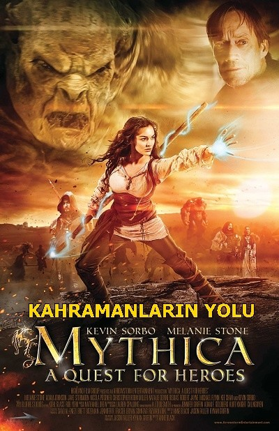 Kahramanların Yolu – Mythica: A Quest for Heroes 2014 BRRip XviD Türkçe Dublaj – Tek Link